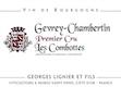 Domaine Georges Lignier et Fils Gevrey-Chambertin Premier Cru Aux Combottes - label
