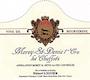 Domaine Hubert Lignier Morey-Saint-Denis Premier Cru Les Chaffots - label