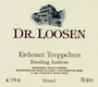 Dr. Loosen Erdener Treppchen Riesling Auslese - label