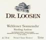 Dr. Loosen Wehlener Sonnenuhr Riesling Auslese - label