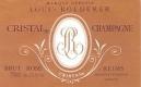Louis Roederer Cristal Rosé - label