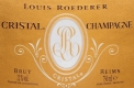 Louis Roederer Cristal - label