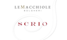 Le Macchiole Scrio - label