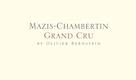 Olivier Bernstein Mazis-Chambertin Grand Cru  - label
