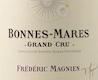 Frédéric Magnien Bonnes-Mares Grand Cru  - label