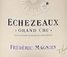 Frédéric Magnien Echezeaux Grand Cru  - label