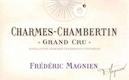 Frédéric Magnien Charmes-Chambertin Grand Cru  - label