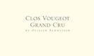 Olivier Bernstein Clos de Vougeot Grand Cru  - label