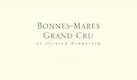 Olivier Bernstein Bonnes-Mares Grand Cru  - label