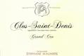 Domaine Stéphane Magnien Clos Saint-Denis Grand Cru  - label