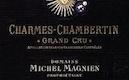Domaine Michel Magnien Charmes-Chambertin Grand Cru  - label