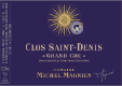 Domaine Michel Magnien Clos Saint-Denis Grand Cru  - label