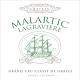 Château Malartic-Lagravière Blanc Cru Classé de Graves - label