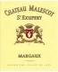 Château Malescot Saint-Exupéry  Troisième Cru - label