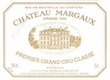 Château Margaux  Premier Cru - label