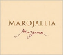Château Marojallia  - label