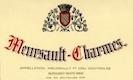 Domaine Joseph Matrot Meursault Premier Cru Charmes - label