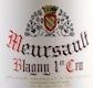 Domaine Joseph Matrot Meursault Premier Cru Blagny - label