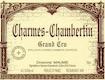 Domaine Maume Charmes-Chambertin Grand Cru  - label