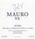 Bodegas Mauro VS (Vendimia Seleccionada) - label