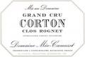 Domaine Méo-Camuzet Corton Grand Cru Clos Rognet - label