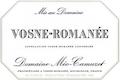 Domaine Méo-Camuzet Vosne-Romanée  - label