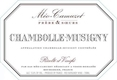 Domaine Méo-Camuzet Chambolle-Musigny  - label