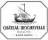 Château Beychevelle  Quatrième Cru - label