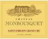 Château Monbousquet  Grand Cru Classé - label