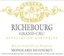 Domaine Mongeard-Mugneret Richebourg Grand Cru  - label
