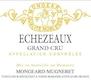 Domaine Mongeard-Mugneret Echezeaux Grand Cru  - label