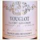 Domaine Mongeard-Mugneret Vougeot Premier Cru Les Cras - label