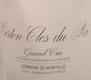 Domaine de Montille Corton Grand Cru Clos Du Roi - label