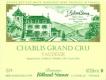 Domaine Billaud-Simon Chablis Grand Cru Vaudésir - label