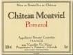 Château Montviel  - label