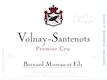 Domaine Bernard Moreau et Fils Volnay Premier Cru Santenots - label