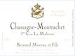 Domaine Bernard Moreau et Fils Chassagne-Montrachet Premier Cru La Maltroie - label