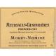 Moret-Nominé Meursault Premier Cru Genevrières - label