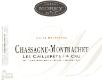 Domaine Vincent & Sophie Morey Chassagne-Montrachet Premier Cru Les Caillerets - label