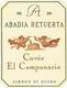 Abadia Retuerta El Campanario - label