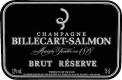 Billecart-Salmon Brut Réserve - label
