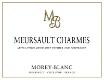 Domaine Pierre Morey Meursault Premier Cru Charmes - label