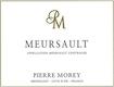 Domaine Pierre Morey Meursault  - label