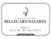 Billecart-Salmon Blanc de Blancs Grand Cru - label