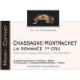 Domaine Morey Coffinet Chassagne-Montrachet Premier Cru La Romanée - label