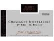 Domaine Morey Coffinet Chassagne-Montrachet Premier Cru En Remilly - label