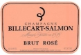 Billecart-Salmon Brut Rosé - label