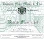 Domaine Marc Morey et Fils Bâtard-Montrachet Grand Cru  - label