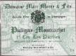 Domaine Marc Morey et Fils Puligny-Montrachet Premier Cru Les Pucelles - label
