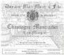 Domaine Marc Morey et Fils Chassagne-Montrachet Premier Cru Morgeot - label